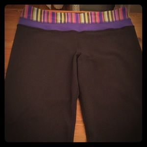 Lulu lemon reversible groove pant